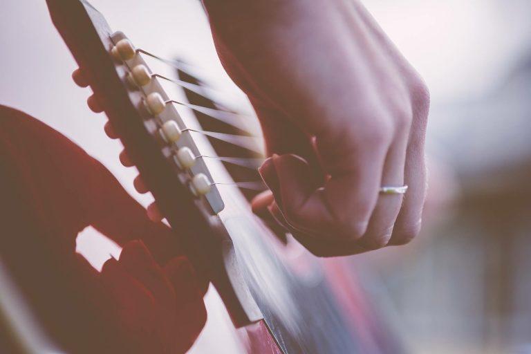 Gitarrensaiten Test, die beste Gitarrenpflege