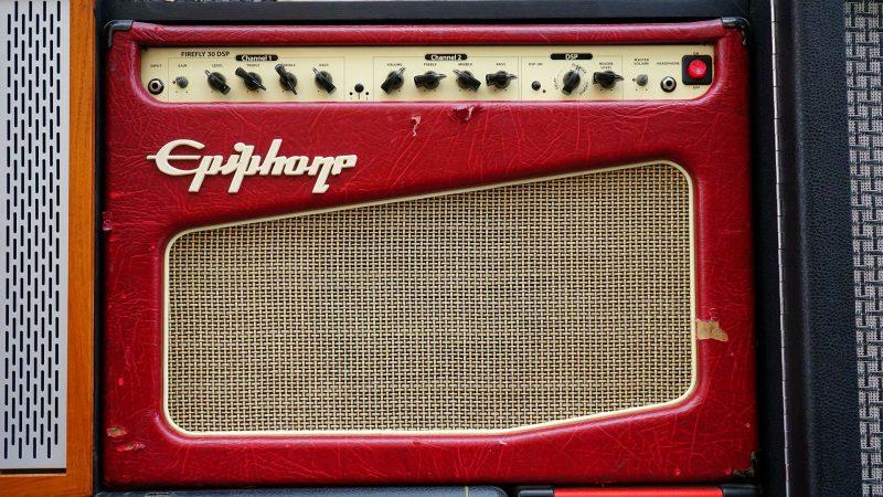 E-Gitarrenverstärker Frontman Gitarren Verstärker E-Gitarre Gitarren-Verstärker