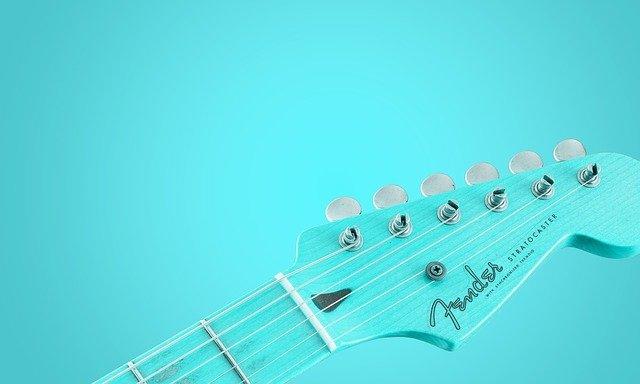Saitenkurbel Gitarre, elektrische Saitenkurbel