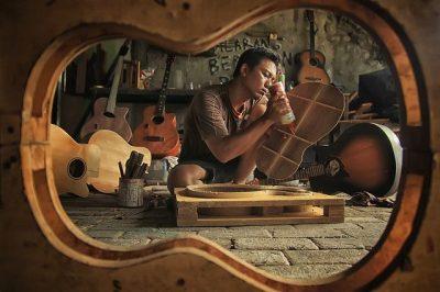 Gitarren Bausatz hochwertig